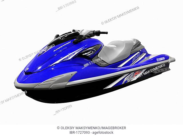 Yamaha WaveRunner SHO Supercharged personal water craft, PWC water vehicle