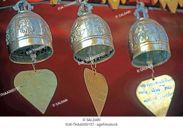 Small bells of prayers, Thailand