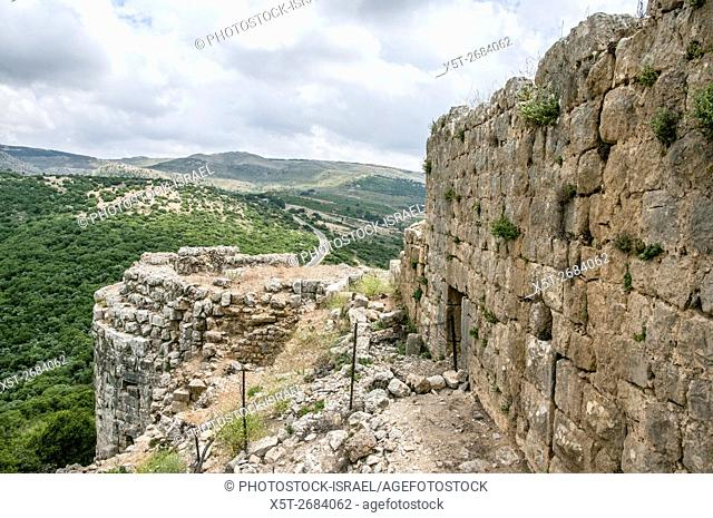 The Nimrod (Namrud) Fortress or Nimrod Castle is a medieval Muslim castle situated on the southern slopes of Mount Hermon
