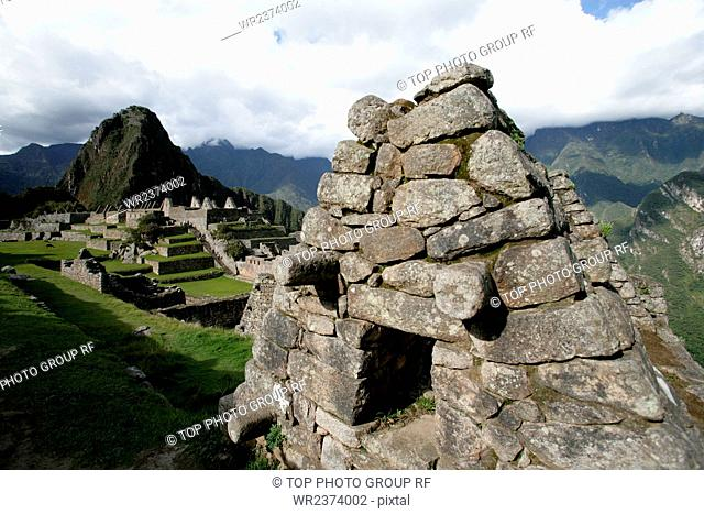 Machu Picchu Peru South America