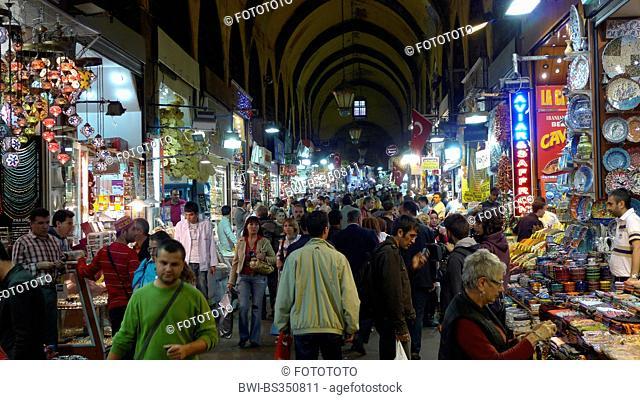 Grand Bazaar, Turkey, Istanbul, Eminoenue, Beyazit