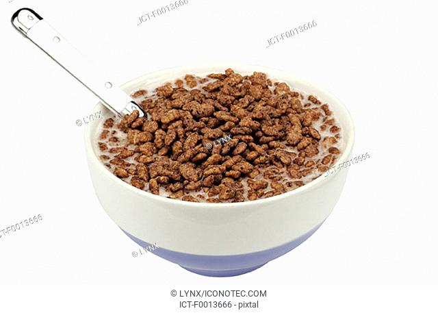 Chocolate cereals