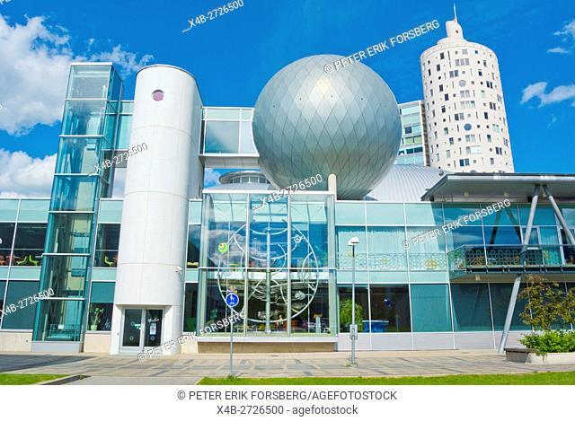 AHHAA teaduskeskus, science centre, Tartu, Estonia, Baltic States, Europe