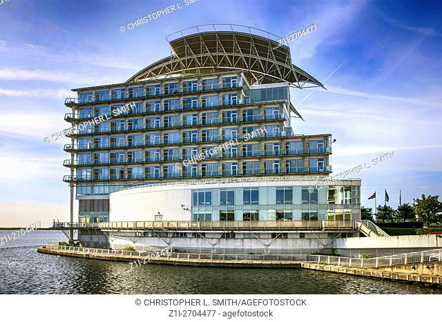 St. David's Hotel and Spa Cardiff Bay Wales