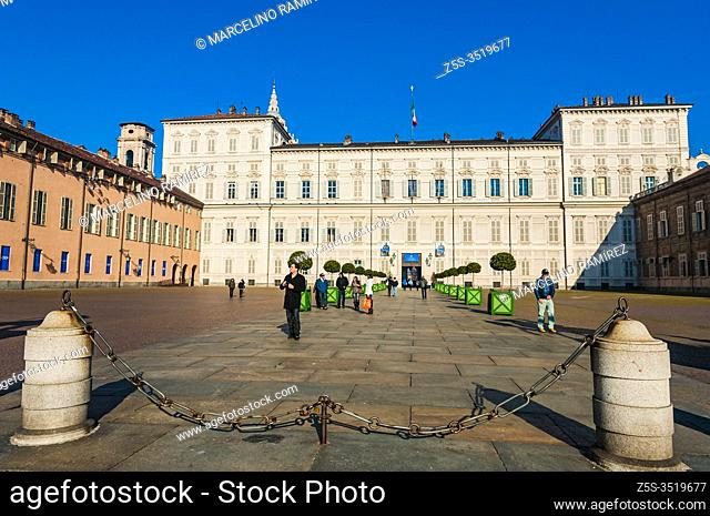 The Royal Palace of Turin is a historic palace of the House of Savoy. It was originally built in the 16th century and was later modernized by Christine Marie of...