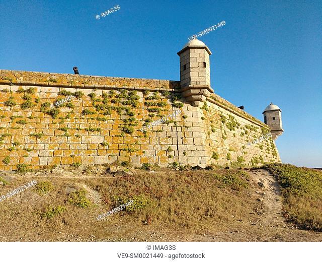 Forte de São Francisco Xavier / 'Castelo do Queijo', Matosinhos, Porto, Portugal