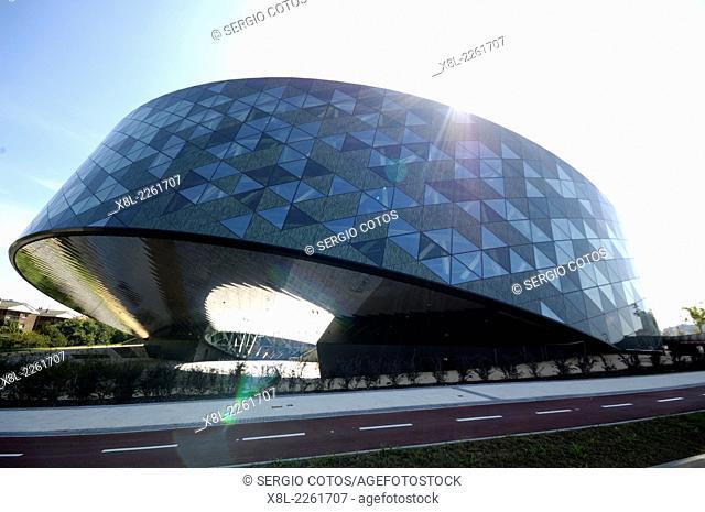 Office Building, Hernani, Basque Country, Guipúzcoa, Basque Country, Spain