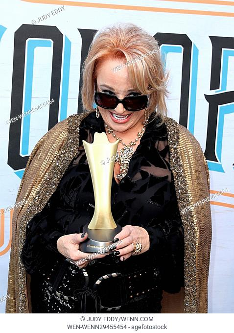10th Annual ACM Honors at The Ryman Auditorium - Arrivals Featuring: Tanya Tucker Where: Nashville, Tennessee, United States When: 30 Aug 2016 Credit: Judy...