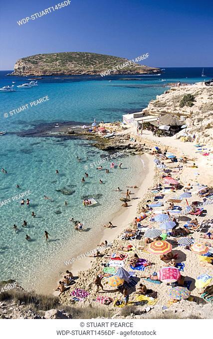 Cala Comta, Ibiza, Balearics