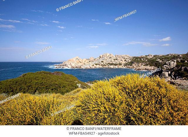 Ocean View near Santa Teresa Gallura, Sardinia, Italy