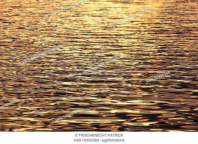 Evening, evening light, Cairngorms, detail, graphical, highlands, highland, Loch, Loch Morlich, Morlich, national park, park, reflection, Rippel, Rippeleffekt