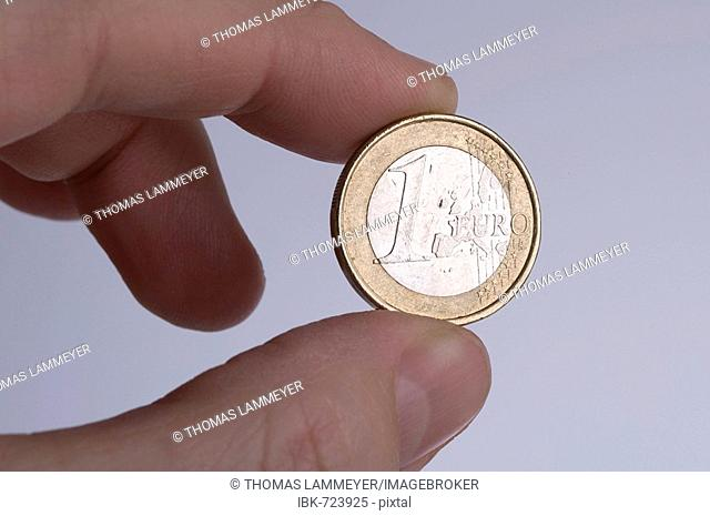 1-Euro coin