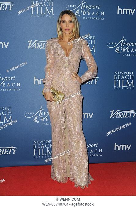 Various Celebrities attend Newport Beach Film Festival Annual Honours Featuring: Sophie Hermann Where: London, United Kingdom When: 16 Feb 2018 Credit: WENN