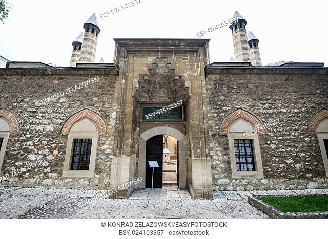 Gazi Husrev-beg Madrasa in Sarajevo, Bosnia and Herzegovina
