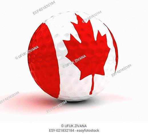 Canadian Golf Ball