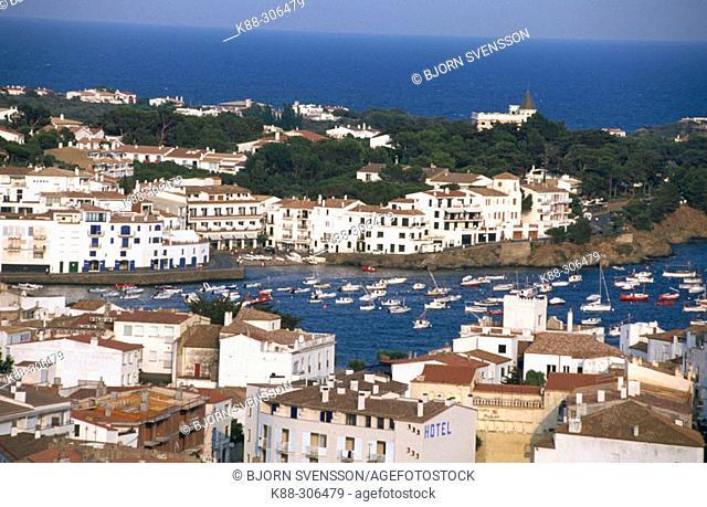 Cadaqués, Costa Brava. Girona province, Spain
