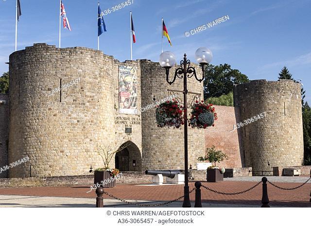 Chateau de Peronne Peronne Somme Hauts-de-France France