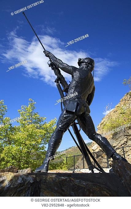 Sunshine Mine Disaster Memorial, Kellogg, Idaho