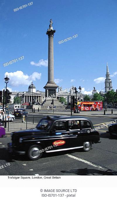 Trafalgar Square, London, Great Britain