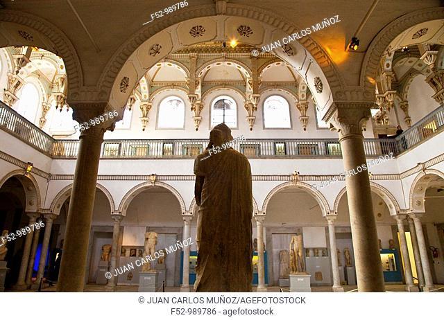 Bardo Museum. Bardo.Tunis. Tunisia. Africa