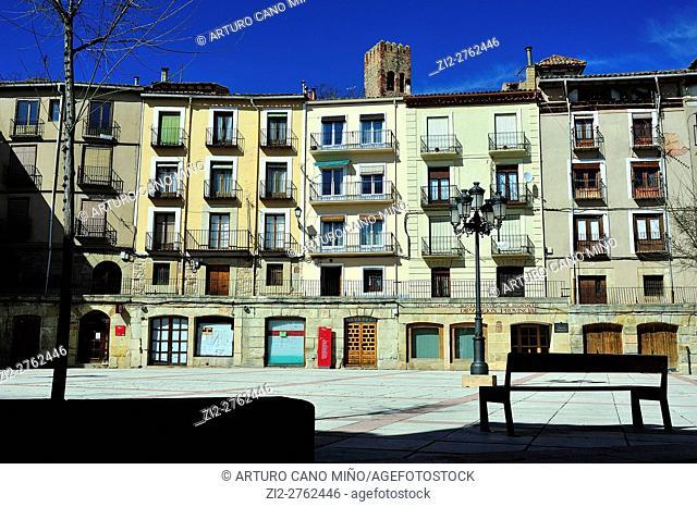 Molina de Aragón, Guadalajara province, Castilla-La Mancha, Spain