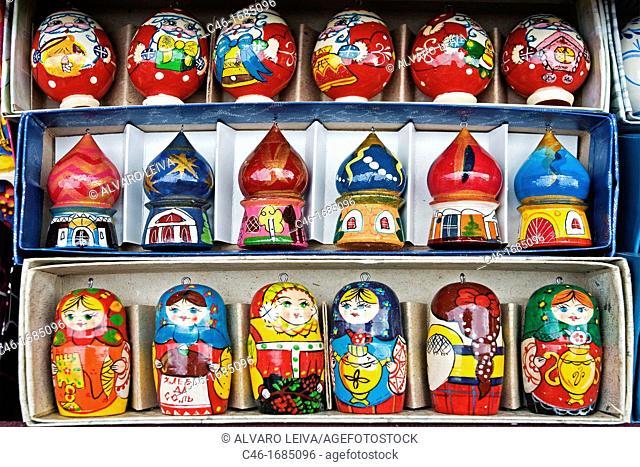Souvenirs, St  Petersburg, Russia