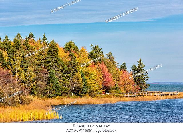 Spence Cove, Botsford, Westmorland County, New Brunswick, Canada