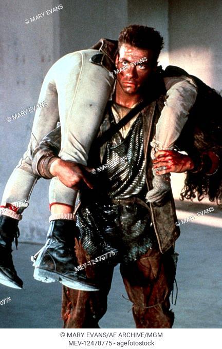 Jean-Claude Van Damme Characters: Gibson Rickenbacker Film: Cyborg (USA 1989) Director: Albert Pyun 07 April 1989