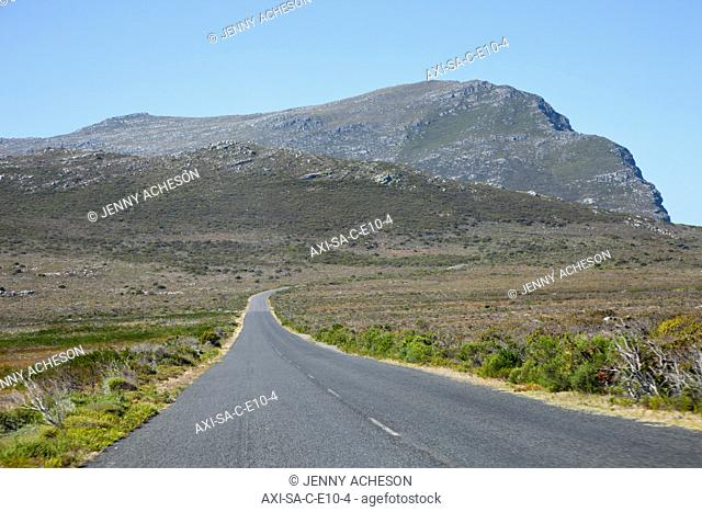 Road to Cape Point, Cape Town