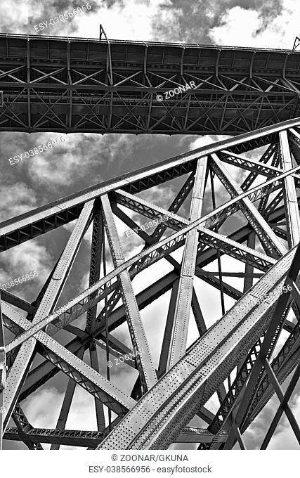 Bridge Built by Eiffel
