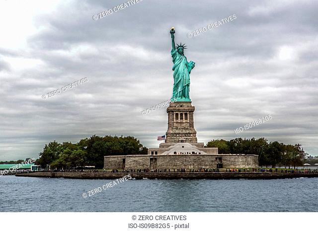 Statue of Liberty, New York City, New York, USA