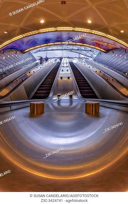 Hudson Yards NYC Subway Station