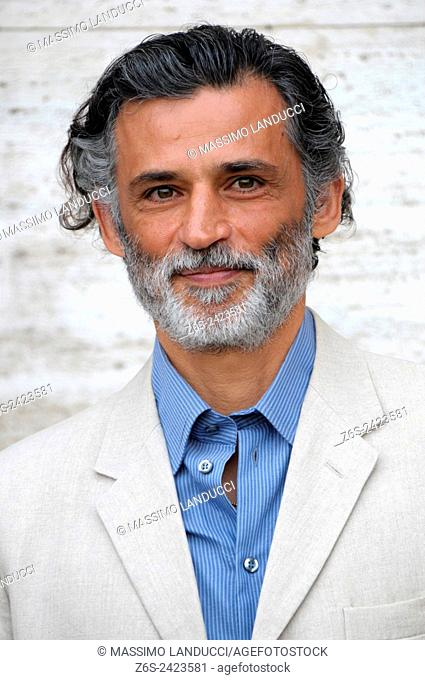 Enrico Lo Verso; lo verso; actor; celebrities; 2015; rome; italy; event; photocall; nomi e cognomi