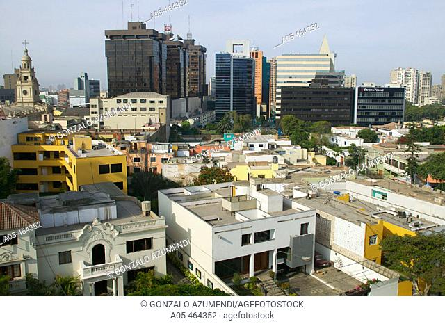 San Isidro. Lima. Perú