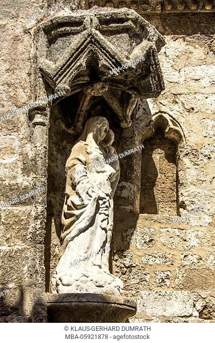 Rhodes, Ritterstrasse (knight's street)knights streetchurch Agia Triada