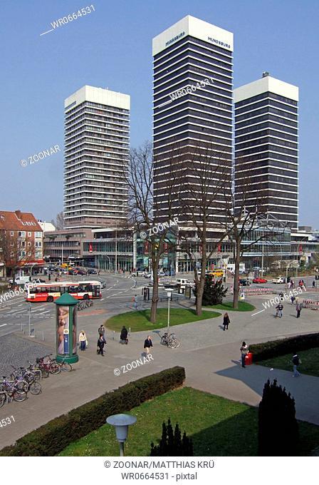 Hamburg-Hamburger Straße