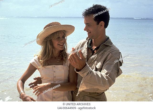 JOE GEGEN DEN VULKAN / Joe versus the Volcano USA 1989 / John Patrick Shanley MEG RYAN (DeDe / Angelica / Patricia) Regie: John Patrick Shanley aka