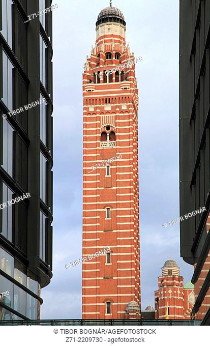 UK, England, London, Westminster Cathedral,
