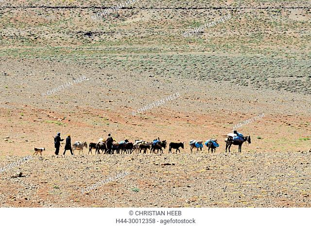 Morocco, Moroccan, Nomads, North Africa, Africa, African