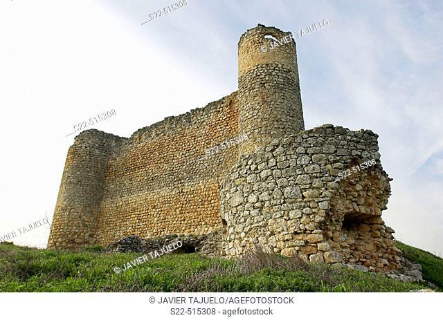 Castle. Villaescusa de Haro. Cuenca province, La Mancha. Spain