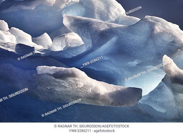 Icebergs, Icefjord, Greenland