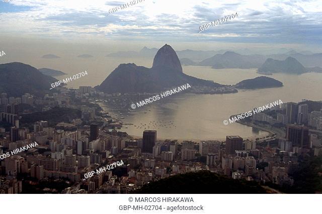 Pão de Açúcar; Rio De Janeiro; Brazil