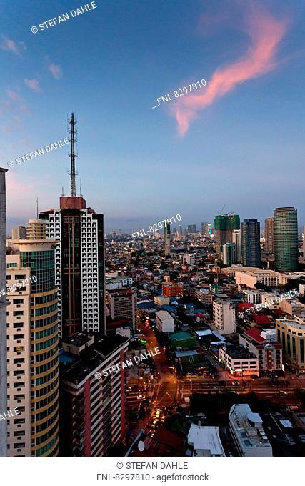 Makati City, Manila, Luzon, Philippines, Asia