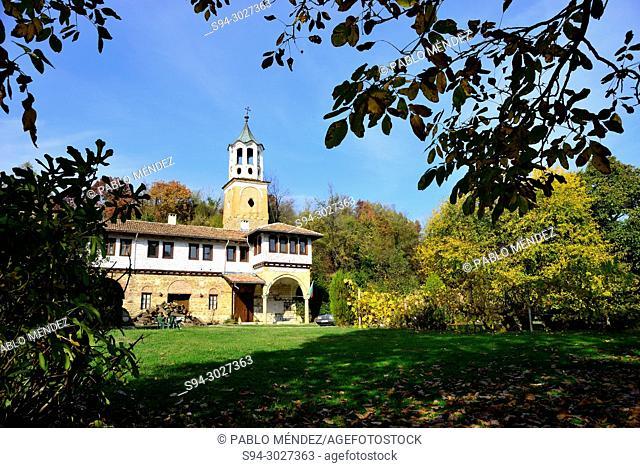 Monastery of Kapinovo - Elena, Kapinovo, Central Balkans, Bulgaria