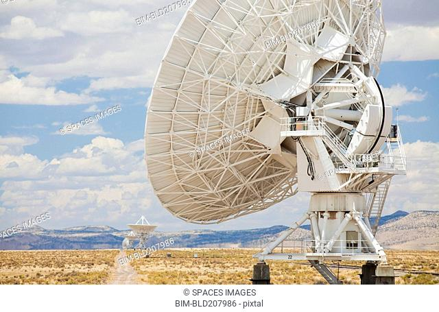 Very Large Array Antenna