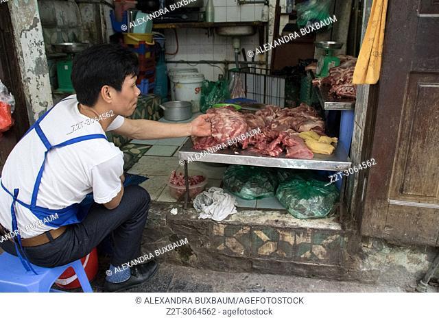 Hoan Kiem District, Hanoi, Vietnam