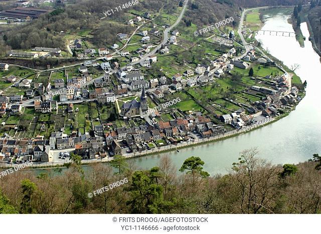Monthermé, Ardennes, France