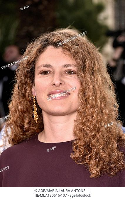 Ginevra Elkann during the Opening ceremony at Cannes Film Festival, Cannes, 13/05/2015