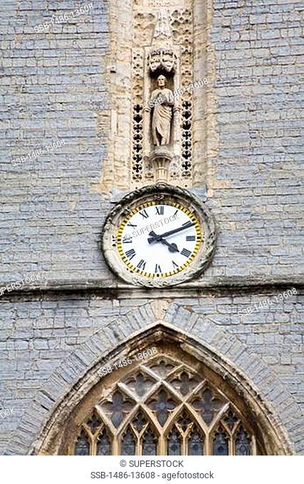 St. John the Baptist Church, Cardiff City, Wales, United Kingdom, Great Britain, Europe