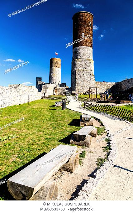 checiny,castle,checiny caste,travel europe,travel poland,europe,poland,polen,polska,gospodarek mikolaj,swietokrzyskie,magic poland,architecture,building